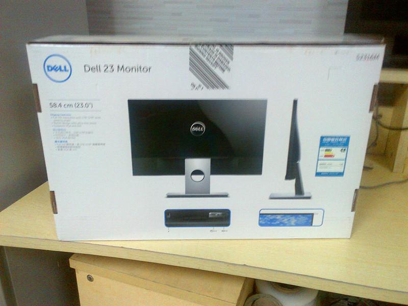 济南戴尔S2316M显示器